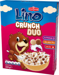 Lino crunch duo 225g